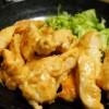 クックパッド人気1位の鶏むね肉の鶏マヨ!エビマヨよりも好き♡