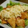 クックパッド人気レシピ!鶏むね肉やわらか!揚げないチキン南蛮