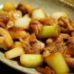 クックパッド人気レシピ!鶏もも肉と白ネギの照り焼き