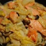節約!鮭アラで北海道グルメちゃんちゃん焼き クックパッド人気レシピ