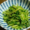 レンジで簡単!豆苗ナムル クックパッドレシピ