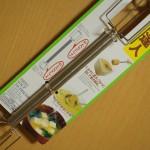 【100均】ダイソーの計量味噌マドラー「みそ汁達人」が便利!
