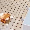 簡単!汚れ過ぎた無印良品の風呂いすも重曹+酢でピカピカに!