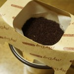 【100均】器具が無くてもドリップコーヒーが飲める!ダイソー使い捨てコーヒードリッパー