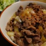 フライパンで作れる簡単牛丼!クックパッドつくれぽ1000レシピ