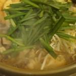 クックパッド人気1位のもつ鍋レシピ!博多風醤油味のスープが簡単で美味しい♪