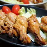 鶏手羽元の甘辛さっぱり煮!クックパッド人気1位レシピ