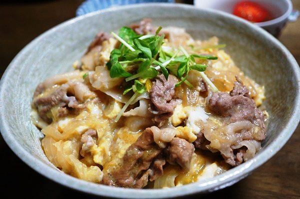めんつゆで簡単!豚肉の他人丼 クックパッド人気レシピ